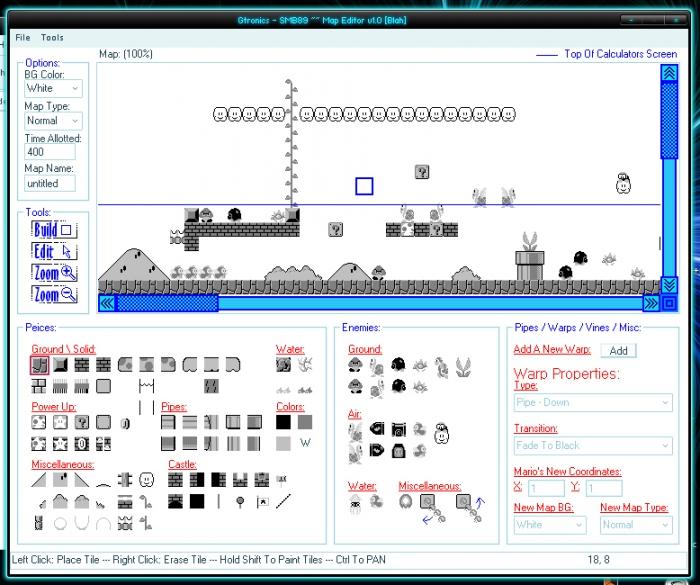 PC Based Level Editor