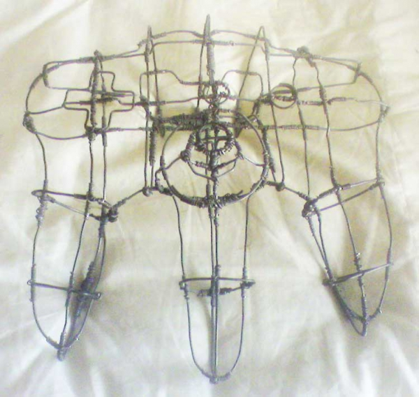 Wire N64 Controller - Front / Top