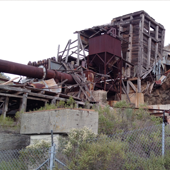 Mercury Mining Town