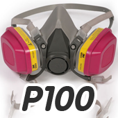 P100 Respirators