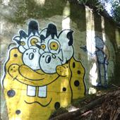 Spongebob Girafa