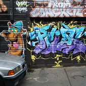 Mission Alley #2 Redo