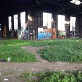 Lush Warehouse