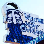 West Oakland Sign