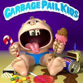 Garbage Pail Kids - Junkfood John - 3D Model & Render