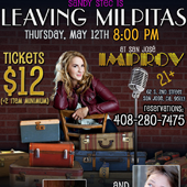 Leaving Milpitas Poster