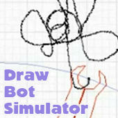 Draw Bot Simulator