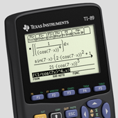 TI-89 Blender Render