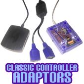 Classic Controller USB Adaptors