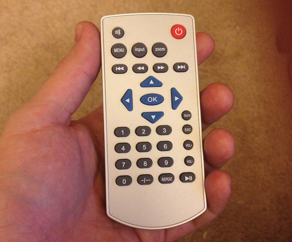 Infrared Wireless Remote