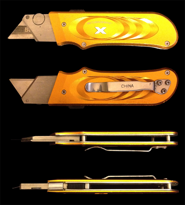 Normalized Knife Reference