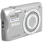 Nikon Cool Pix 3700 Silver