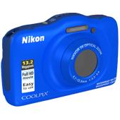 Nikon S33 Blue