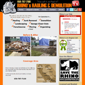 rhinoshauling.com