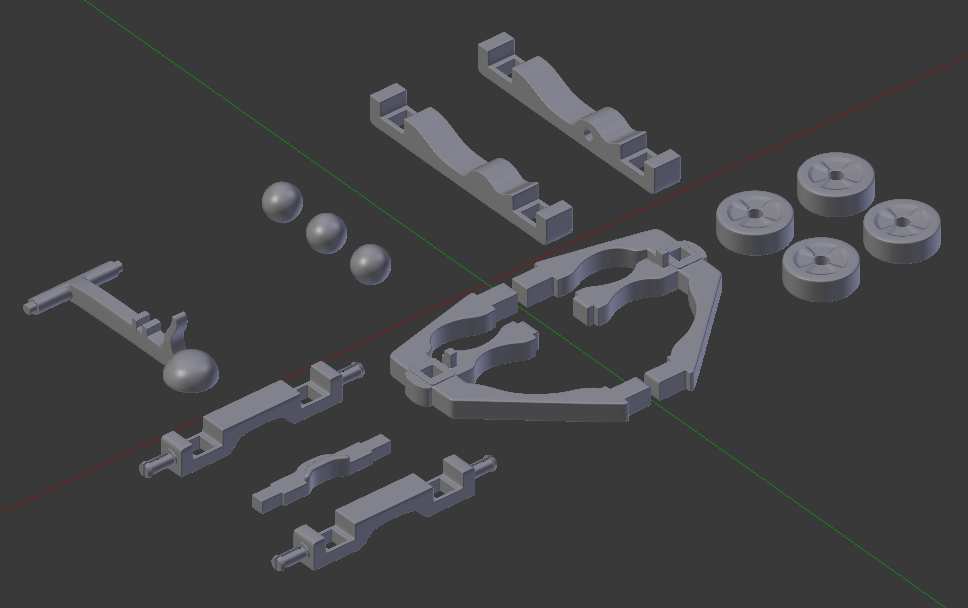 15 - Layed Out for 3D Print