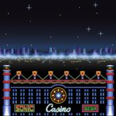 Sonic Pinball Panic! Vector Graphics